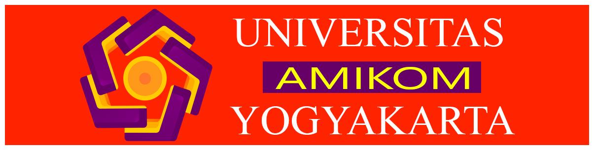 Banner Universitas Amikom Yogyakarta